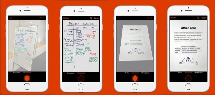 Imagen - Microsoft Office Lens, convierte una imagen en un documento de texto