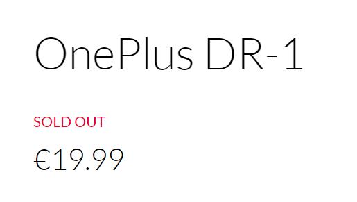 Imagen - OnePlus DR-1, el dron de 20 euros