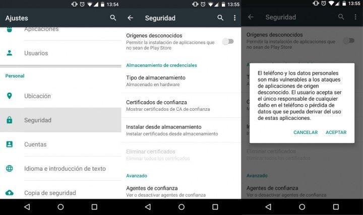 Imagen - ¿Debemos permitir instalar aplicaciones externas a Google Play en Android?
