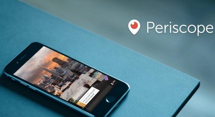 Periscope para iPhone se actualiza, estas son las novedades
