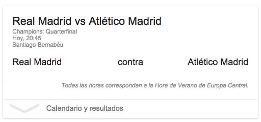 Imagen - Cómo ver el Real Madrid vs Atlético de Madrid en Internet