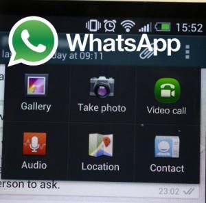 Imagen - WhatsApp añadiría videollamadas en mayo