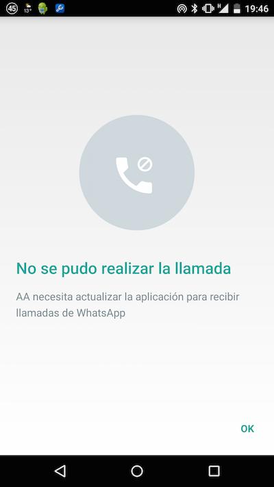 Imagen - Los usuarios de iPhone ya podrían recibir llamadas de WhatsApp