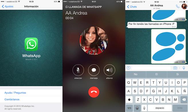 Imagen - WhatsApp permitirá grabar las llamadas VoIP muy pronto