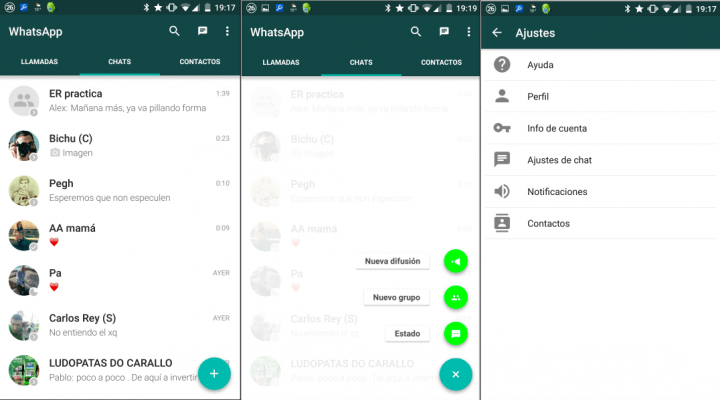 Imagen - WhatsMapp, una app de terceros tras la retirada de WhatsApp Plus