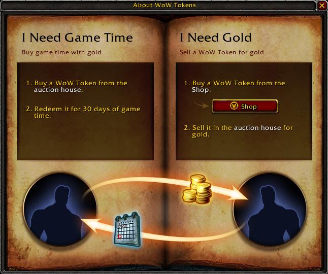 Imagen - Compra tu suscripción de World of Warcraft con oro