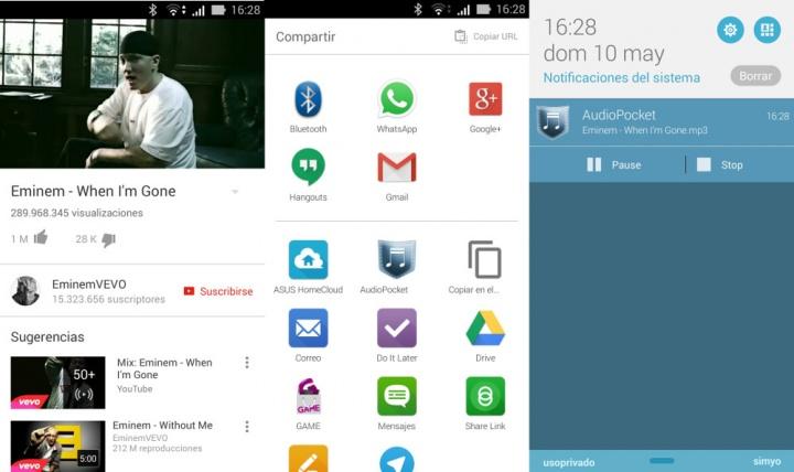 Imagen - Cómo escuchar música de YouTube en Android con la pantalla apagada