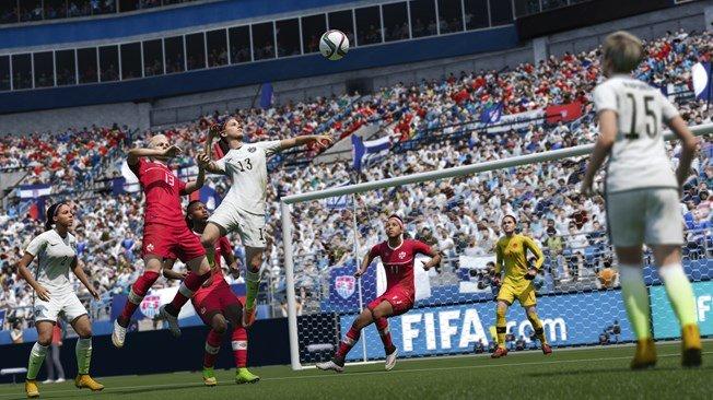 Imagen - FIFA 16 ya es oficial: llegará con equipos femeninos