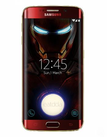 Imagen - Samsung Galaxy S6 tendrá una edición de Iron Man