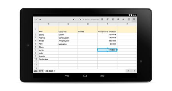 Imagen - 3 alternativas a Office en tablets