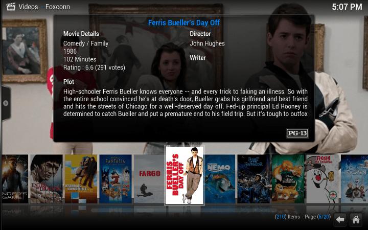 Imagen - Kodi, películas y series gratis en streaming