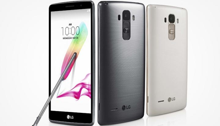 LG G4 Stylus, la versión phablet con puntero
