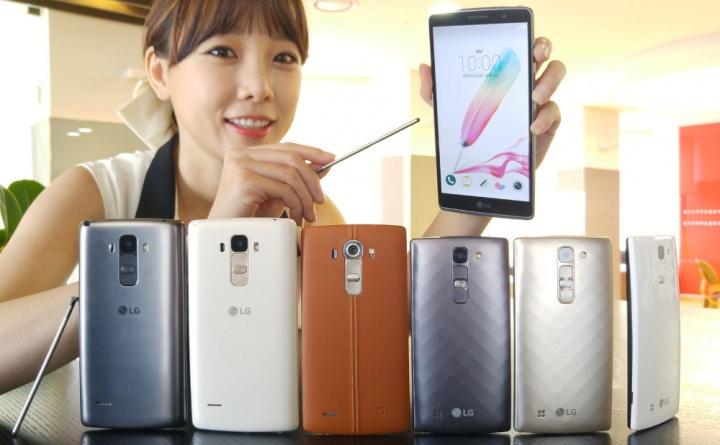 Imagen - LG G4 Stylus, la versión phablet con puntero