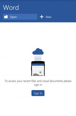 Imagen - Descarga ya Office para móviles Android