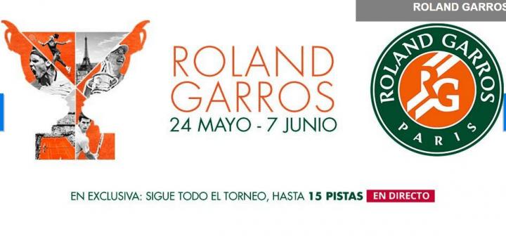 Imagen - Cómo ver Roland Garros online