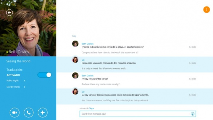 Imagen - Descarga Skype Translator sin invitación