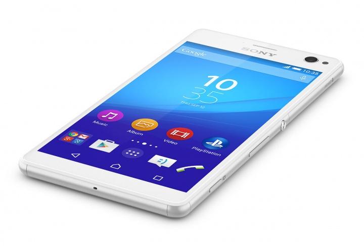 Imagen - Sony Xperia C4, smartphone de gama media para selfies