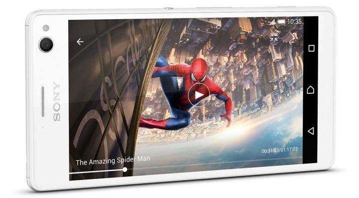Sony Xperia C4, smartphone de gama media para selfies