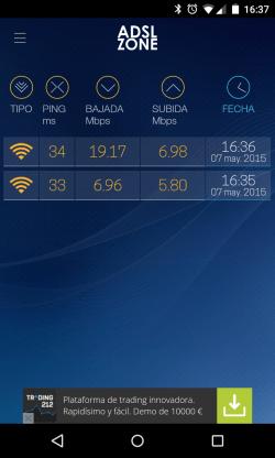 Imagen - Descarga Test de velocidad Plus para medir la conexión en tu móvil
