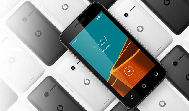 Imagen - Vodafone lanza la Tab Prime 6, el Smart ultra 6, Smart prime 6 y Smart first 6