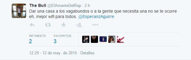Imagen - La propuesta de WiFi gratis de Esperanza Aguirre levanta polémica en Twitter