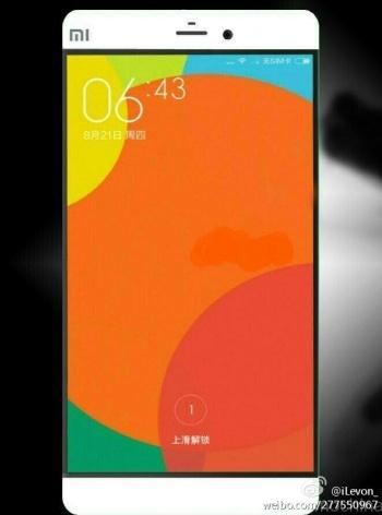 Imagen - Xiaomi Mi5 costará unos 350 euros
