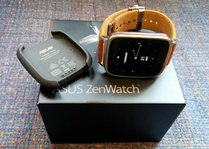 Imagen - Review: ASUS ZenWatch, un reloj inteligente con acabados de lujo