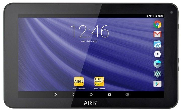 Imagen - Airis OnePAD, los nuevos tablets con cuatro núcleos y Android 5.1