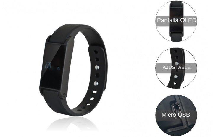 Imagen - Airis lanza la pulsera fitness SB01