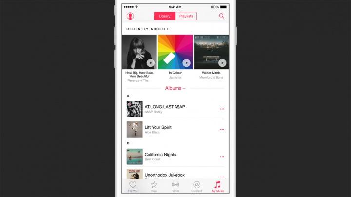 Imagen - Apple Music permite subir 100.000 canciones propias