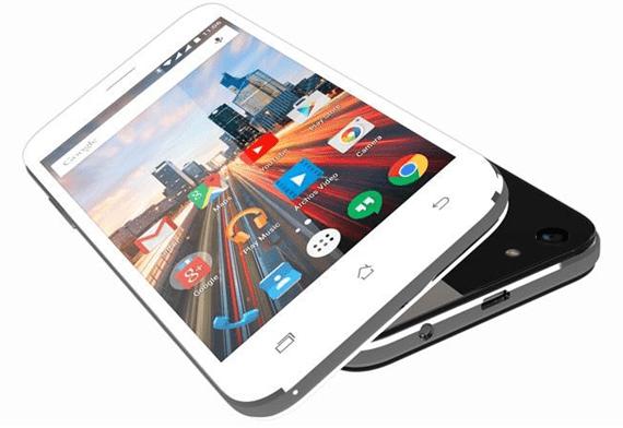 Imagen - ARCHOS Helium Plus, smartphones con 4G y pantalla HD