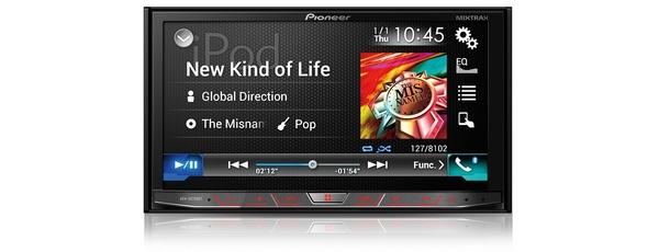 Imagen - Android Auto llega a España con Pioneer: Android en tu coche