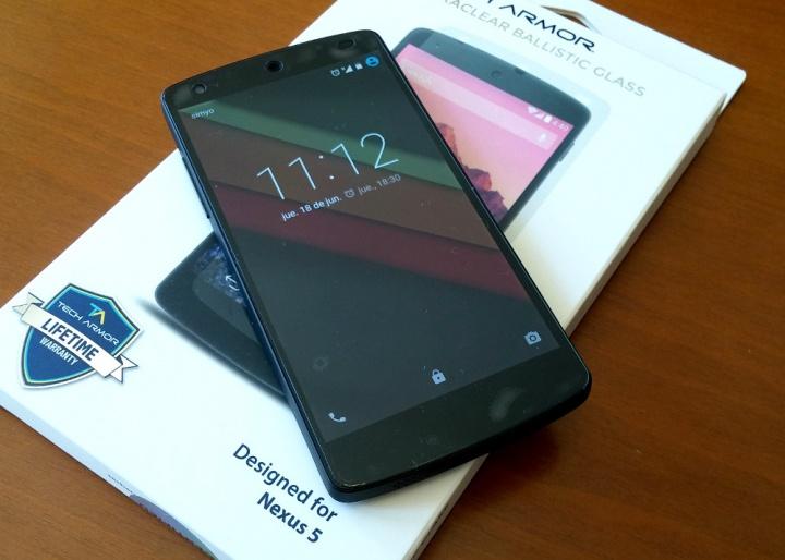 Imagen - Review: Ultraclear Ballistic Glass, protección para tu smartphone