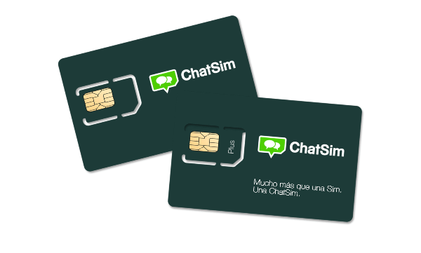 Imagen - ChatSim Unlimited: usa ilimitadamente WhatsApp y otras apps en todo el mundo