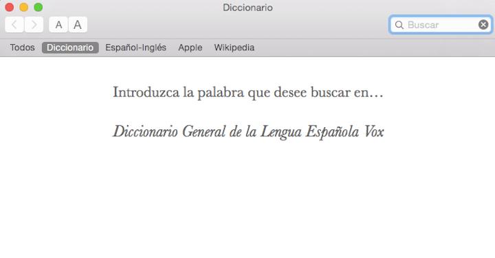 Cómo desactivar el corrector del Mac