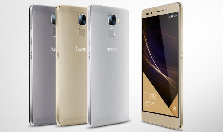Imagen - Huawei presenta el Honor 7