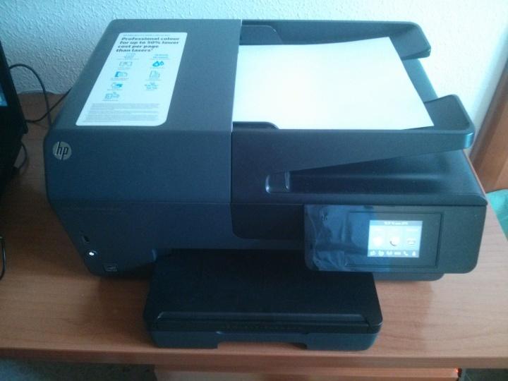 Imagen - Review: HP Officejet Pro 6830, una impresora profesional, completa y rápida