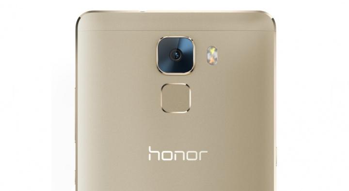 Huawei presenta el Honor 7