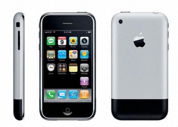 Imagen - Se cumplen 8 años del lanzamiento del iPhone