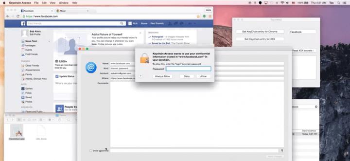 Imagen - Una grave vulnerabilidad en iOS y OS X permite robar todas tus contraseñas