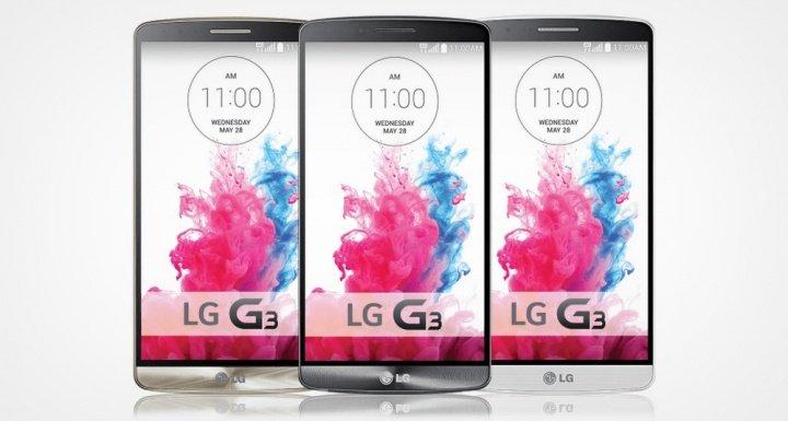 Review: LG G3, un smartphone de gama alta que sigue muy en forma