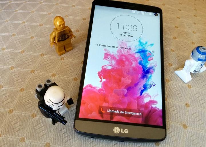 Imagen - Review: LG G3, un smartphone de gama alta que sigue muy en forma