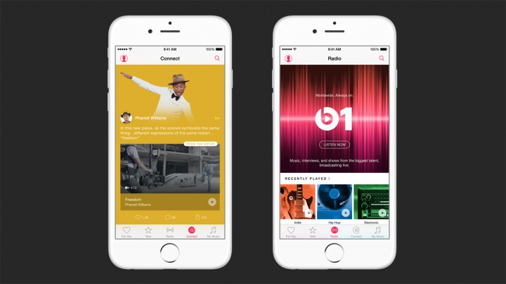 Imagen - Apple Music es oficial, se presenta el servicio de streaming musical de Apple