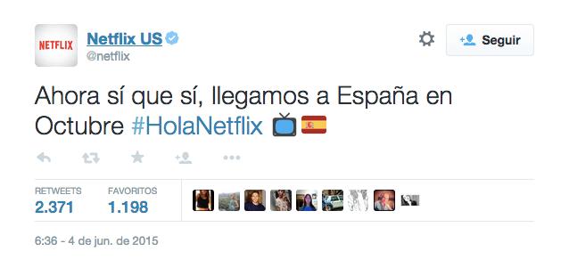 Imagen - Se desvela el precio de Netflix en España