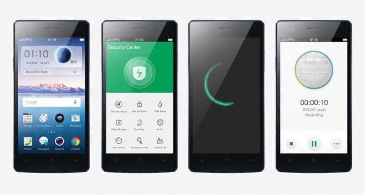 Oppo Neo 5 (2015) y Oppo Neo 5s: conoce sus especificaciones