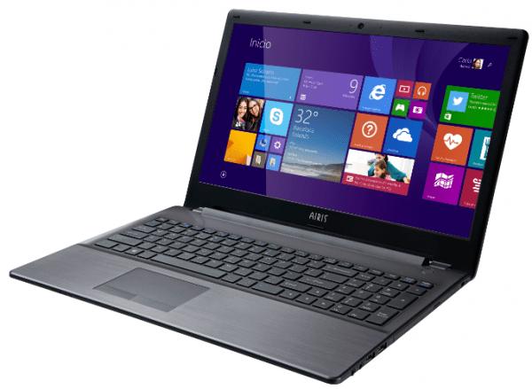 """Imagen - Airis Praxis N1205, portátil de 15,6"""" con Windows 8.1"""