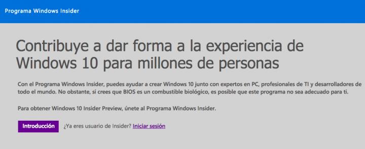 Imagen - Windows 10 no llegará para todos el 29 de julio