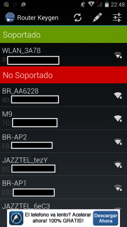 Imagen - Router Keygen, descifra claves WiFi con Android o Windows
