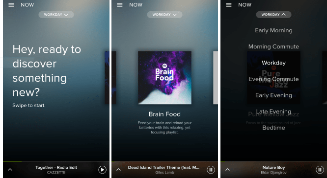 Imagen - Descarga Spotify 3.1 Beta para Android con Spotify Running, Now,  y vídeos