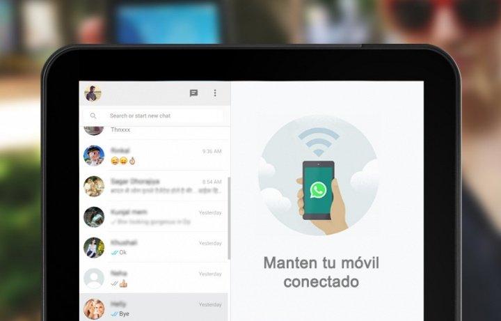 Imagen - Descarga WhatsApp para tablet: Tablet Messenger para Android
